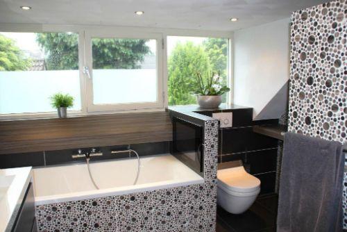 Badkamer tv voorbeelden bij onze klanten for Badkamer voorbeeld