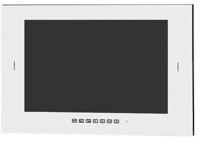 Badkamer LED TV 26 inch wit, met DVB-S2 & DVB-C tuner - SV54