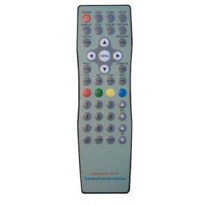 Afstandsbediening voor Taka TV (GROEN)
