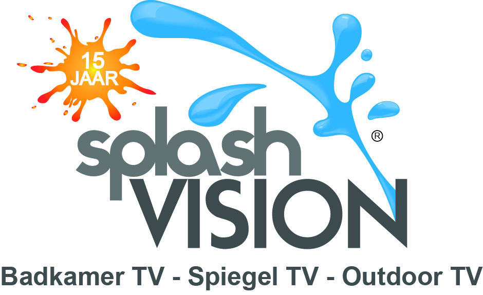 SplashVision Badkamer TV - Spiegel TV - Outdoor TV